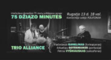 75 minutės džiazo