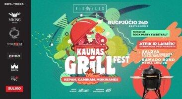 Kaunas Grill Fest