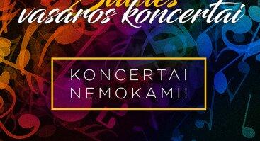 """""""Džiazo klasika"""" – Saulės vasaros koncertai"""