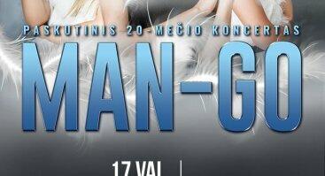 Grupės MANGO koncertas