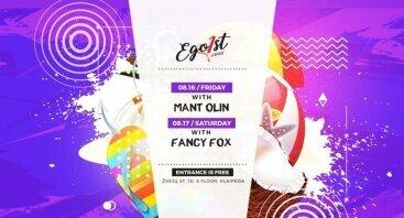 Saturday with Fancy FOX   Egoist Lounge