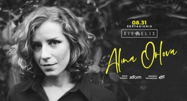 Alina Orlova | Vasaros palydėtuvės