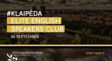 Klaipėda Elite English Speakers Club