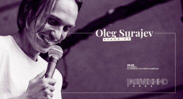 Oleg Surajev Pasisveikinimo Turas Klaipėdoje