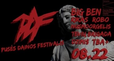 Pusės Dainos Festivalis 2019 + Big Ben