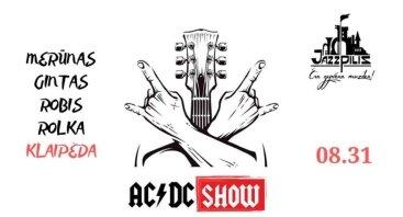 AC/DC Show (Klaipėda) | Bare Jazzpilis