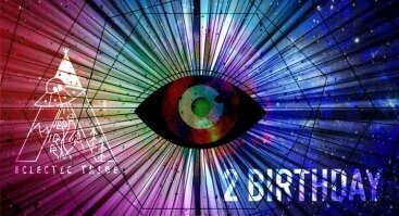 Eclectic Tribe 2 Birthday
