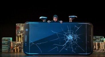 Pikseliukai arba kas gyvena telefone, aut. ir rež. Andrius Povilauskas
