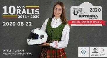 Ryterna modul Mototourism rally 2020