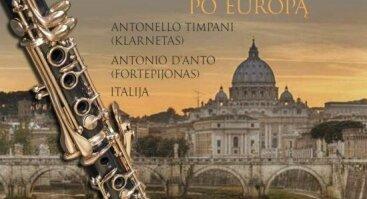 Muzikinė kelionė po Europą