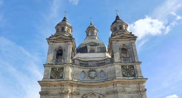 Šeštadienio ekskursija Pažaislio vienuolyne ir bažnyčioje