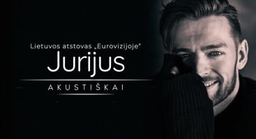 Jurijus Veklenko akustiškai