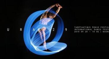 Tarptautinis šokio festivalis AURA