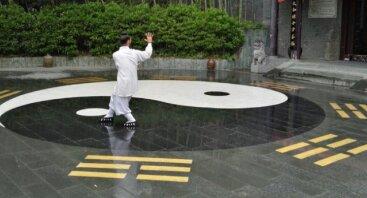 Bagua Zhang fizinė dvasinė praktika