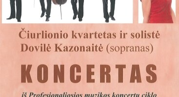 Koncertas skirtas paminėti pasaulinė Muzikos ir Pagyvenusių žmonių dieną