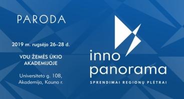 """Paroda """"Inno Panorama"""""""