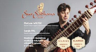 """XI-asis tarptautinis Indijos klasikinio meno festivalis """"SurSadhana 2019"""""""