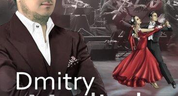 """Dmitry Metlitsky orkestras ir Vienos šou baletas. Šventinis koncertas """"Great Hits"""""""