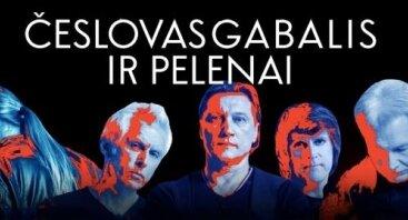 eslovas Gabalis ir Pelenai, gyvo garso koncertas