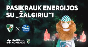 """Kauno """"Žalgiris"""" – Pasvalio """"Pieno žvaigždės"""""""