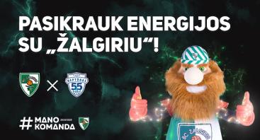 """Kauno """"Žalgiris"""" – Klaipėdos """"Neptūnas"""""""