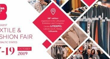 Fashion & Textile Vilnius 2019