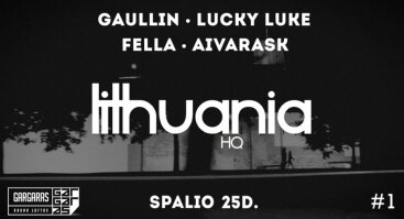 Lithuania HQ: #1