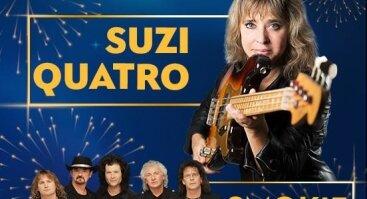 Naujametis Suzi Quatro, Smokie ir Rondo koncertas