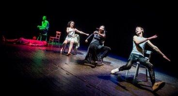 """Teatras """"Cezario grupė"""": komedija """"Arabiška naktis""""basic-page"""