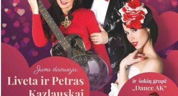 Livetos, Petro ir Ingridos Kazlauskų koncertas
