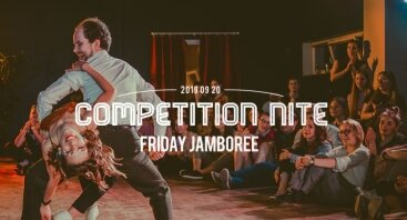 Friday Jamboree - Competition Nite