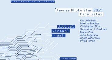 """Paroda """"Kaunas Photo Star 2019 Finalistai"""""""