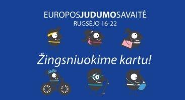 Europos judumo savaitė Birštone