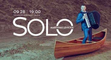 Martynas Levickis. Solo