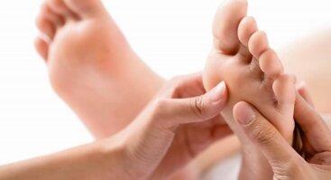 Japoniškas pėdų masažas