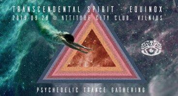 Transcendental Spirit - Equinox