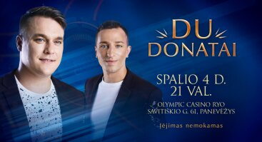 """Du Donatai"" Koncertas"