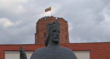 Ekskursija: Vilniaus legendos. Aplink Gedimino kalną