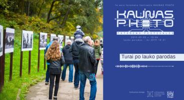 Turai po lauko parodas | Kaunas Photo