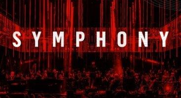 "Unikalus ""Ten Walls"" ir LVSO koncertas ""Symphony"""