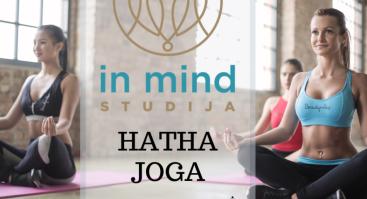 Joga pradedantiesiems - hatha joga Žvėryne
