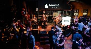 COME OUT SWINGIN' | Tamsta