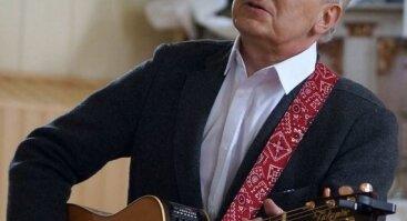 """Karimiero Jakučio ir grupės koncertas """"Aukštaitijos dangus"""""""