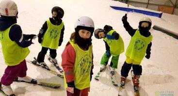 Slidžių stovykla vaikams ir jaunimui ( Druskininkai - Snow arena)