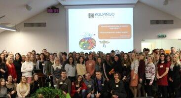 Tarptautinė studentų konferencija 2019