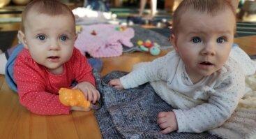 Kūdikių ir mamyčių joga, neropojantys (nuo 3mėn.)