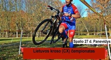 Lietuvos dviračių kroso (CX) čempionatas ir atviros dviračių kroso varžybos