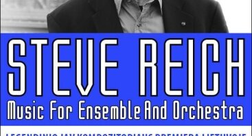 "Steve Reich ""Music For Ensemble And Orchestra"""