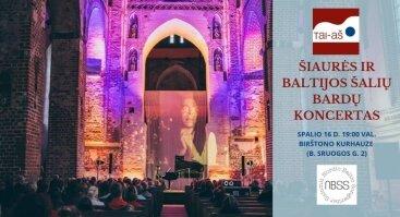 Šiaurės ir Baltijos šalių bardų koncertas