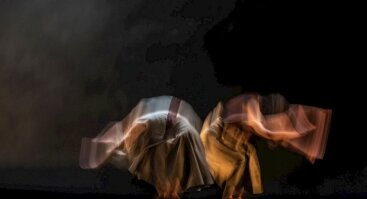 "Šeiko Šokio Teatras: Premjera. Šokio spektaklis ""Nakties mirgėjimas"""